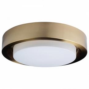 Потолочный светильник Button 10007/36 Copper