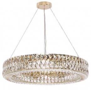 Подвесной светильник Newport 10124+10/S gold М0063181