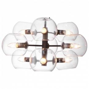 Подвесная люстра Lussole Loft Flaming LSP-8163
