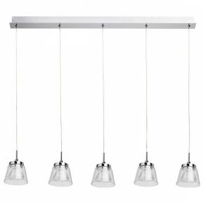 Подвесной светодиодный светильник De Markt Торес 110011205