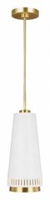 Подвесной светильник Feiss Carter QN-CARTER-P-A-MW