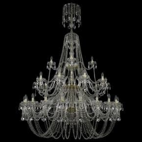 Подвесная люстра Bohemia Art Classic 11.11 11.11.20+10+5.530.3d.XL-198.Gd.Sp