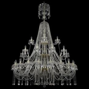 Подвесная люстра Bohemia Art Classic 11.12 11.12.20+10+5.530.3d.XL-205.Gd.Sp