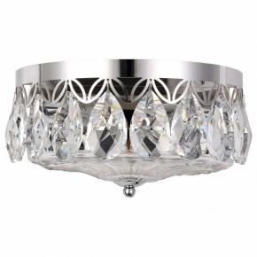 Настенный светильник Crystal Lux Canaria AP2 Nickel
