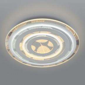 Потолочный светодиодный светильник Eurosvet Floris 90220/1 белый