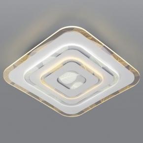 Потолочный светодиодный светильник Eurosvet Floris 90222/1 белый