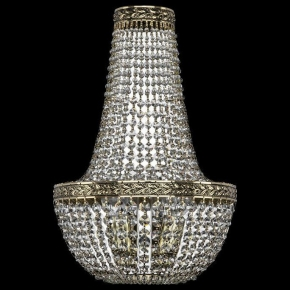 Настенный светильник Bohemia Ivele 19051B/H2/25IV GB
