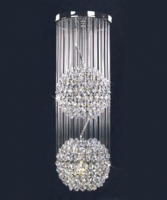 Подвесной светильник Preciosa Brilliant 45093800204000100