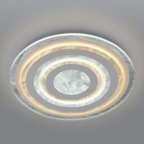 Накладной светильник Eurosvet Freeze 90209/1 белый