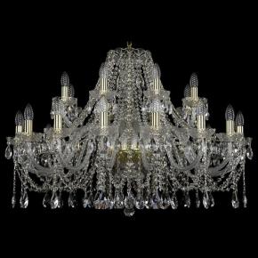 Подвесная люстра Bohemia Art Classic 11.12 11.12.16+8.360.Gd.Sp