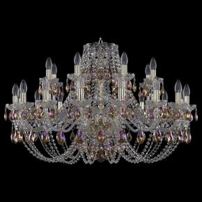 Подвесная люстра Bohemia Art Classic 11.21 11.21.16+8.360.Gd.Sp.K777