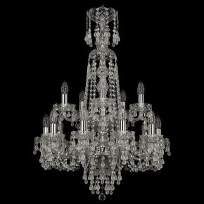 Подвесная люстра Bohemia Art Classic 11.24 11.24.10+5.200.2d.XL-87.Cr.V0300