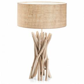 Настольная лампа Ideal Lux Driftwood TL1