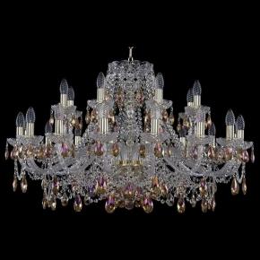 Подвесная люстра Bohemia Art Classic 11.25 11.25.16+8.360.Gd.Sp.K777