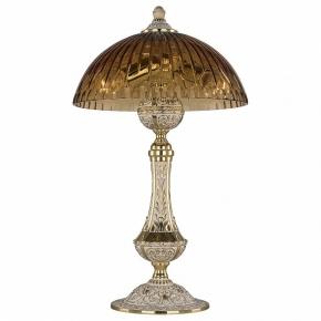 Настольная лампа Bohemia Ivele 71100L/25 GW Amber/H-1K