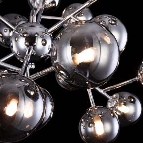 Интерьерная настольная лампа Sorrento SOR-LG-1(P)GR