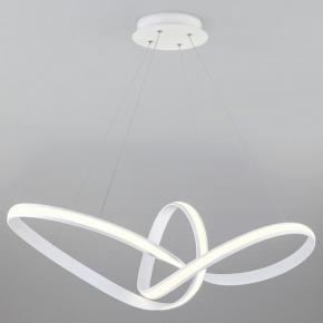 Подвесной светильник Eurosvet Kink 90174/1 белый 42W