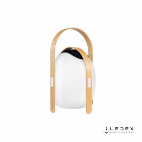 Интерьерная настольная лампа Giggle OVS1100-CH WH