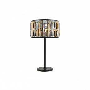 Интерьерная настольная лампа Royal 10390-3T BK