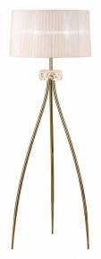 Торшер Mantra Loewe Antique Brass 4738