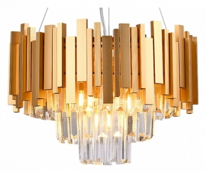 Подвесной светильник Natali Kovaltseva BELLEZZA BELLEZZA 81427/4C GOLD