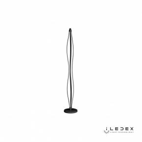 Торшер Edge 9109-1-L BK