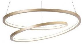 Подвесной светодиодный светильник Stilfort Scrolle 4004/03/02P