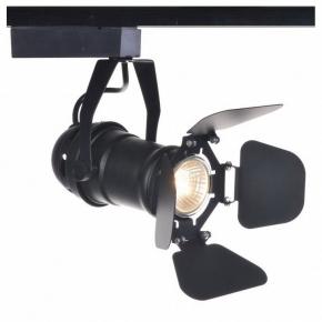 Потолочный светильник Arte Lamp Track Lights A5319PL-1BK