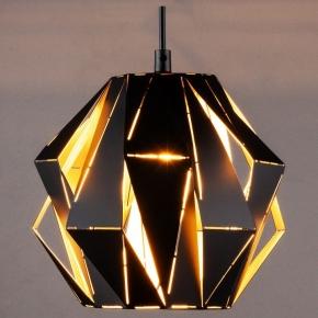 Подвесной светильник Eurosvet Moire 50137/1 черный