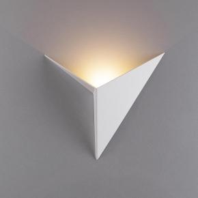 Настенный светодиодный светильник Elektrostandard Parete Led белый 4690389109027