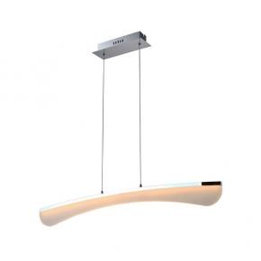 Подвесной светодиодный светильник Kink Light Рива 08000