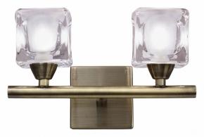 Бра Mantra Cuadrax Antique Brass 0993