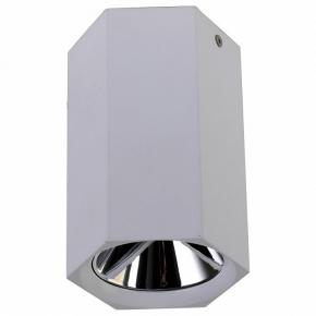 Потолочный светодиодный светильник Favourite Hexahedron 2397-1U