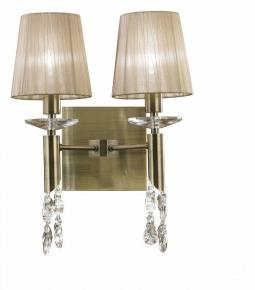 Бра Mantra Tiffany Antique Brass 3883