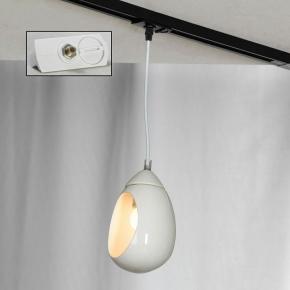 Трековый светильник однофазный Lussole LOFT Track Lights LSP-8034-TAW