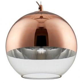 Подвесной светильник Crystal Lux Woody SP1 D300 Copper