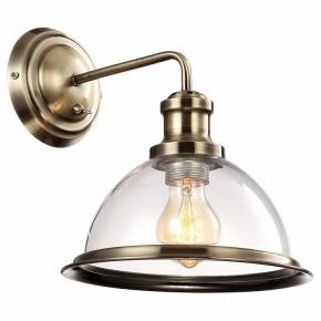 Настенный светильник Arte Lamp Oglio A9273AP-1AB