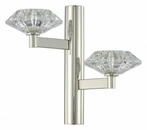 Бра Crystal Lux Rebeca AP2 Nickel