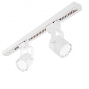 Трековый светильник Elektrostandard Robi GU10 белый MRL 1004 4690389148019
