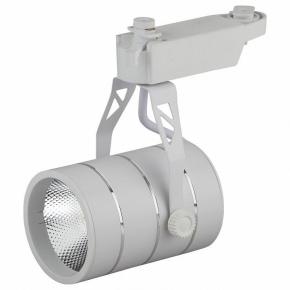 Трековый светильник  TR3 - 10 WH