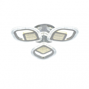 Потолочная светодиодная люстра Seven Fires Dayano SF7043/3C-CR-S