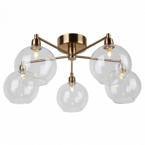 Потолочная люстра Arte Lamp Rosaria A8564PL-5RB