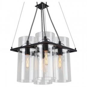 Подвесной светильник Arte Lamp Piatto A8586SP-4BK