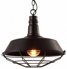 Подвесной светильник Arte Lamp Ferrico A9183SP-1BK