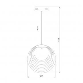 Бра Ambrella Wall 15 FW556/2 SWH белый песок LED 3000K 10W 240*80*138