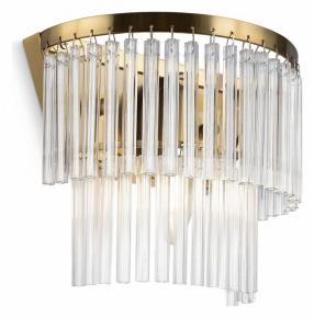 Настенный светильник Colonne MOD093WL-01BS