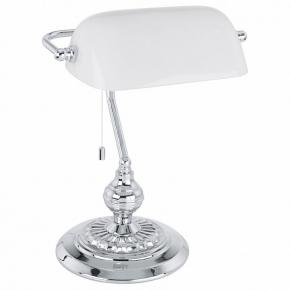 Настольная лампа Banker 90968