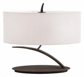 Настольная лампа Mantra Eve Anthracite - Cream Shade 1158