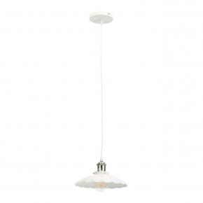 Подвесной светильник ЭРА Loft PL3 WH/SN