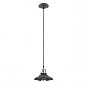 Подвесной светильник ЭРА Loft PL4 BK/BN